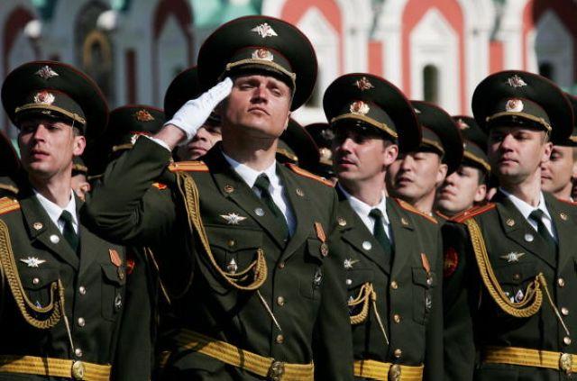 Как стать офицером Российской Армии  Как можно стать офицером армии России