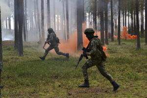 Тактическая подготовка военных