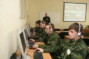 Учебка в российской армии