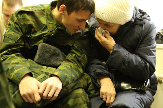 Статусы что провожаю сына в армию