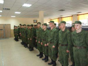 Проходить службу в армии
