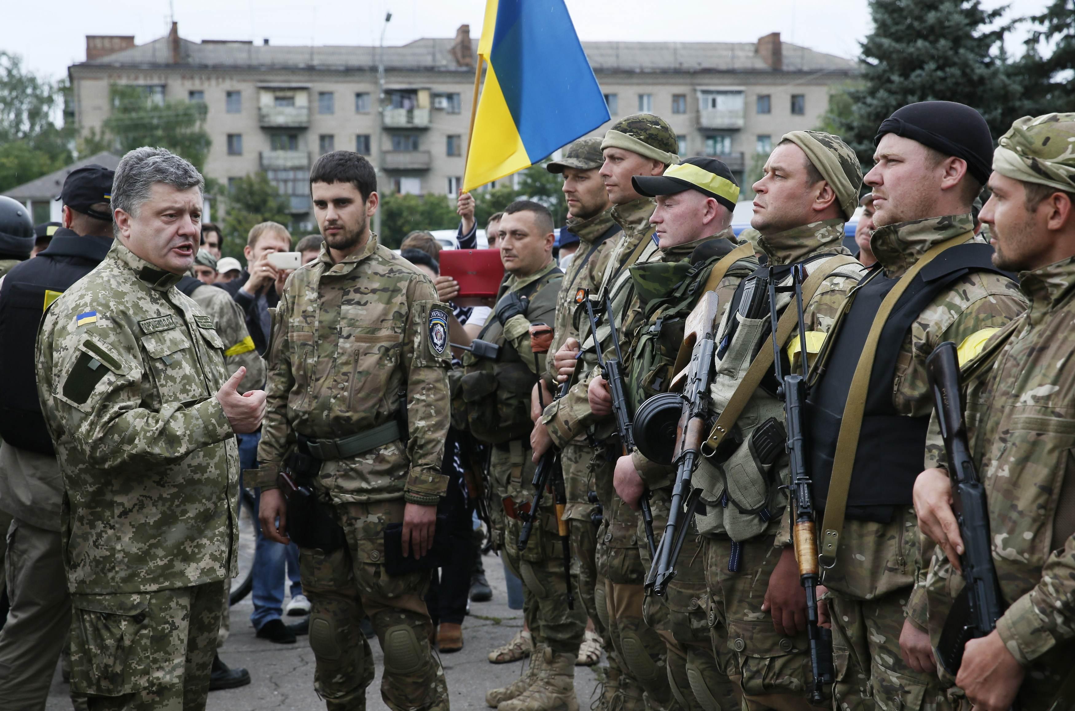 Армия Украины в 2018 году: сроки призыва, контракт, срочная служба