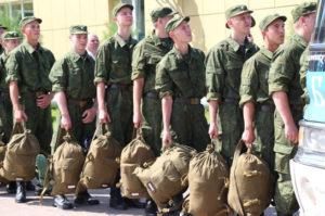 Категория «А» в военкомате