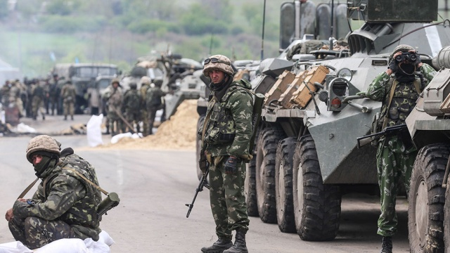 Война на Донбассе в 2019 году