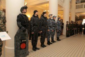 Служба в Чечне