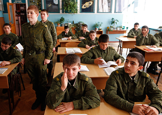 Как поступить военное училище в