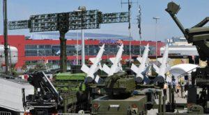 Перевооружение российской армии