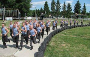 Физподготовка для военнослужащих