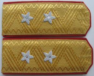 Погоны генерала-лейтенанта