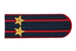 Погоны подполковника