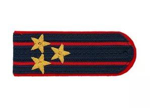 Погоны полковника полиции