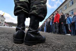 Призывной возраст в Украине