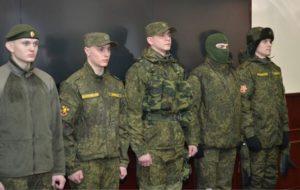 Летняя форма в армии