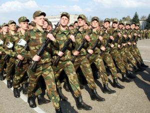 Служба по контракту в армии