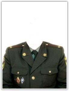 Ефрейтор форма