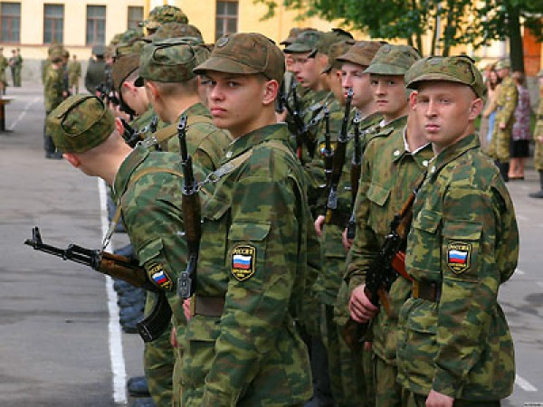 Сколько платят в армии по призыву 2018 в россии
