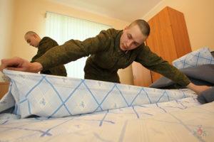 Подъем в армии