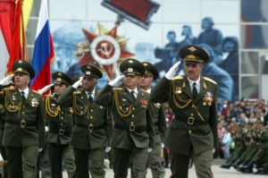 Офицеры РФ