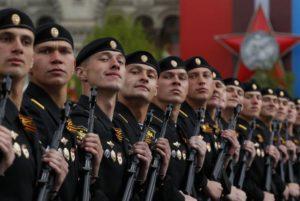 Элитные войска в России